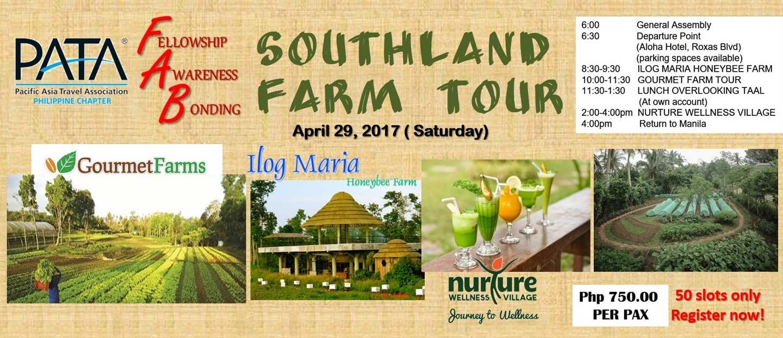 Southland Farm Tour: